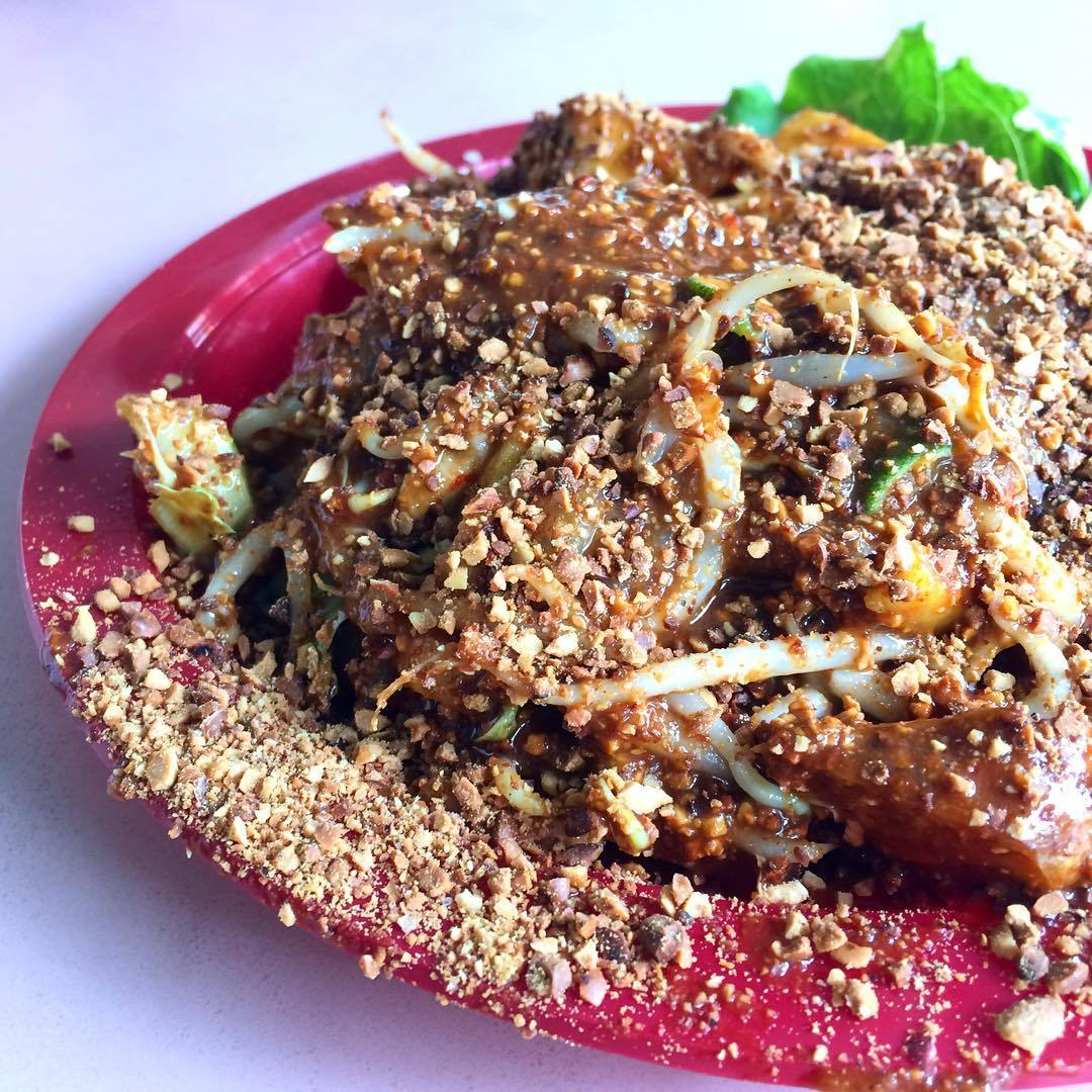 Michelin Hawker Dishes - Balestier Road Hoover Rojak