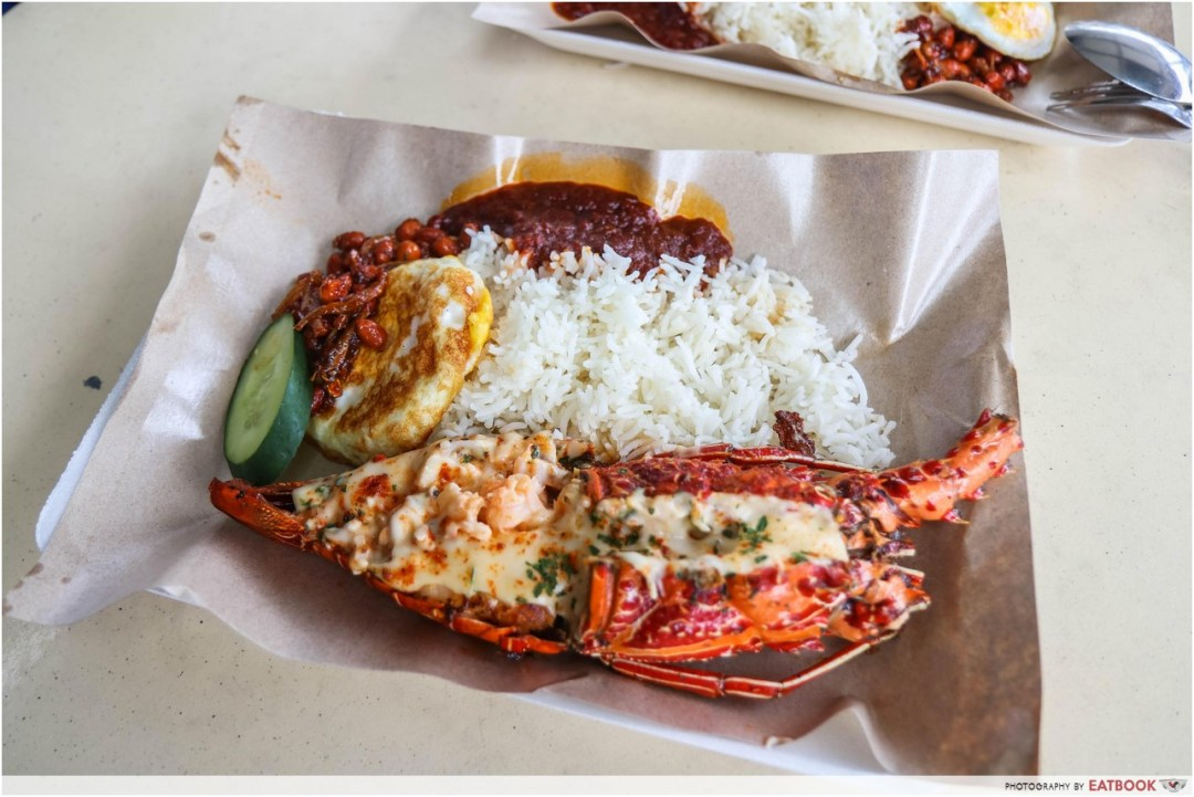 unique lobster dishes - lawa bintang