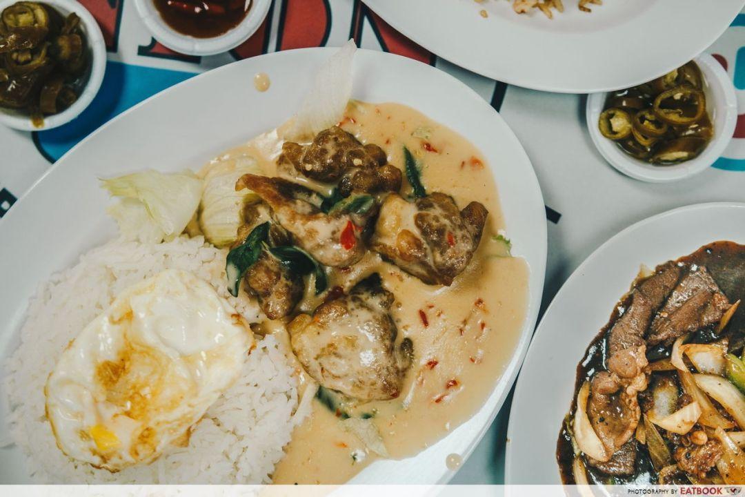 Ridhuan's Muslim Delights - Butter cream chicken