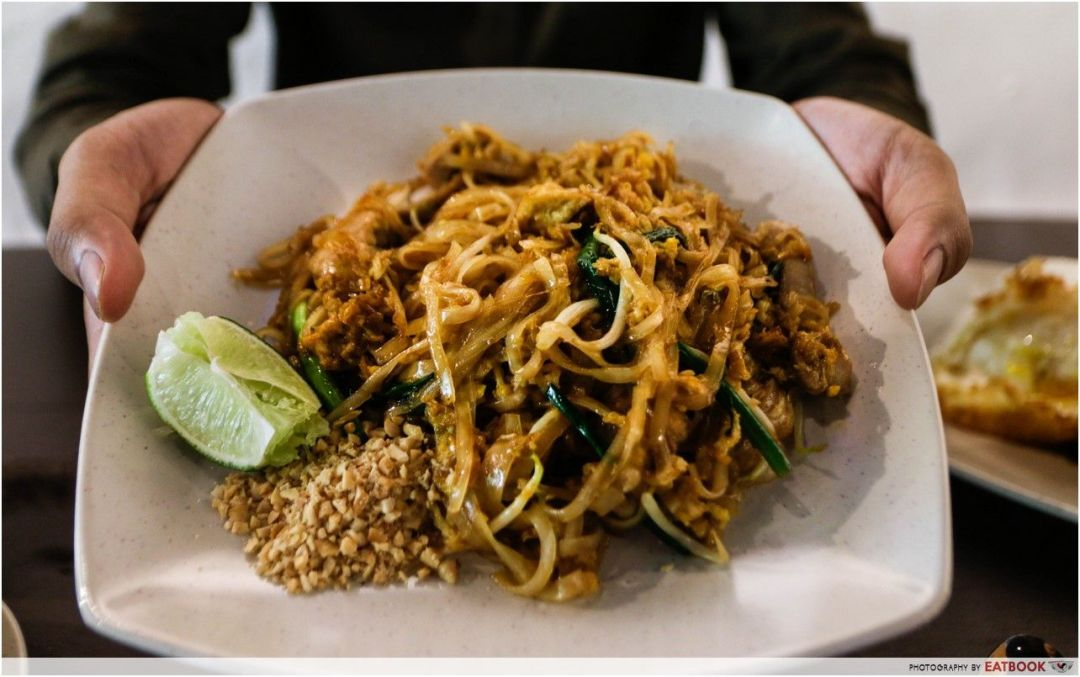 The Sticky Rice - Chicken Pad Thai
