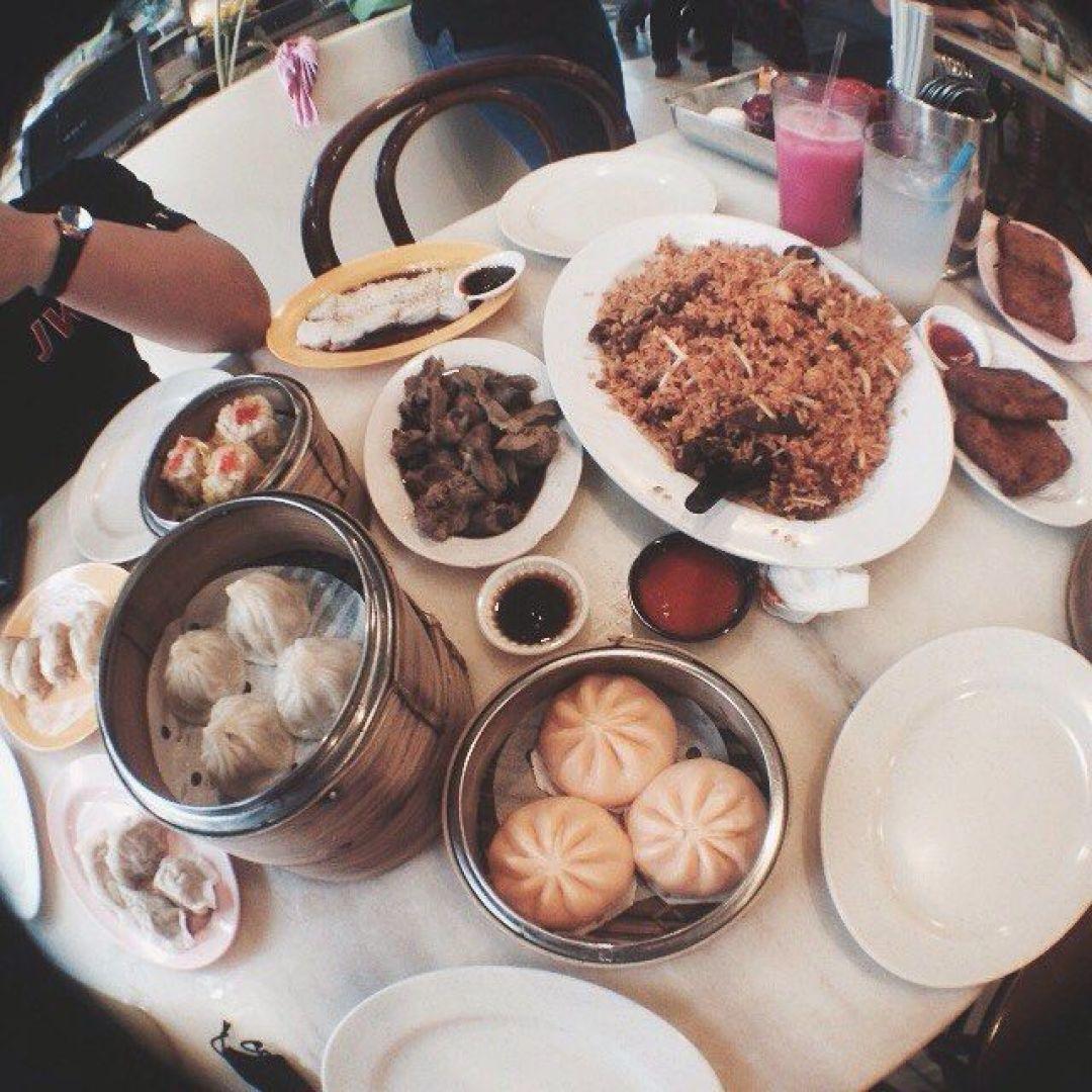 halal zi char- tea tang