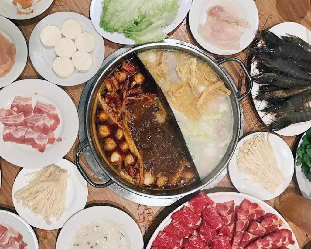 ma la steamboat buffet the magic of chongqing hotpot