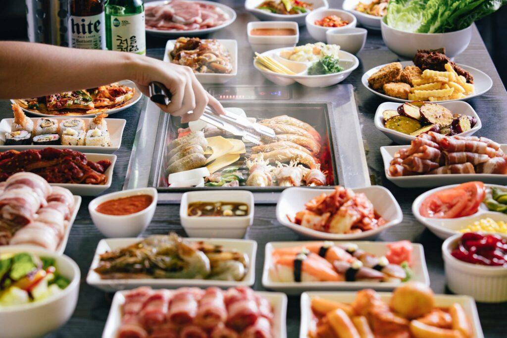 Bencoolen MRT Food I'm Kim Korean BBQ