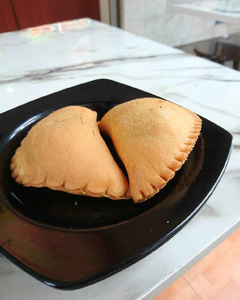 Underrated Curry Puff - Killiney Curry Puff