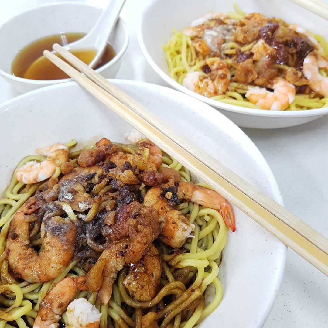 Jalan Besar food - Hock Prawn Mee