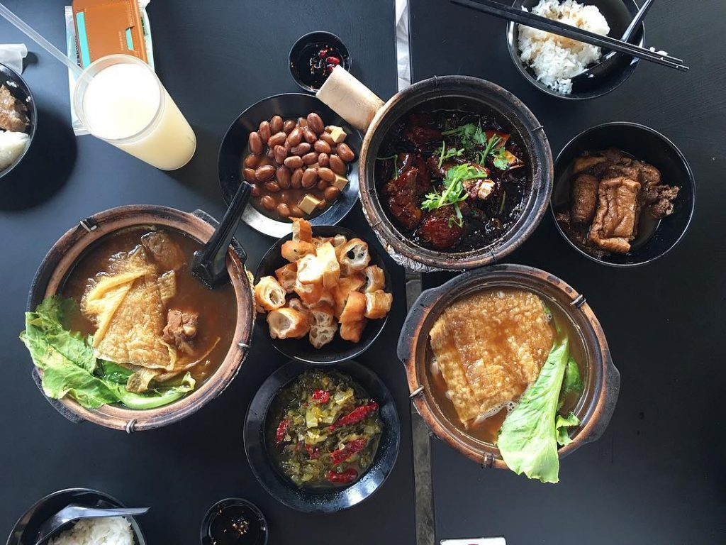 Malaysian-style dishes in Singapore Leong Kee (Klang) Bak Kut Teh