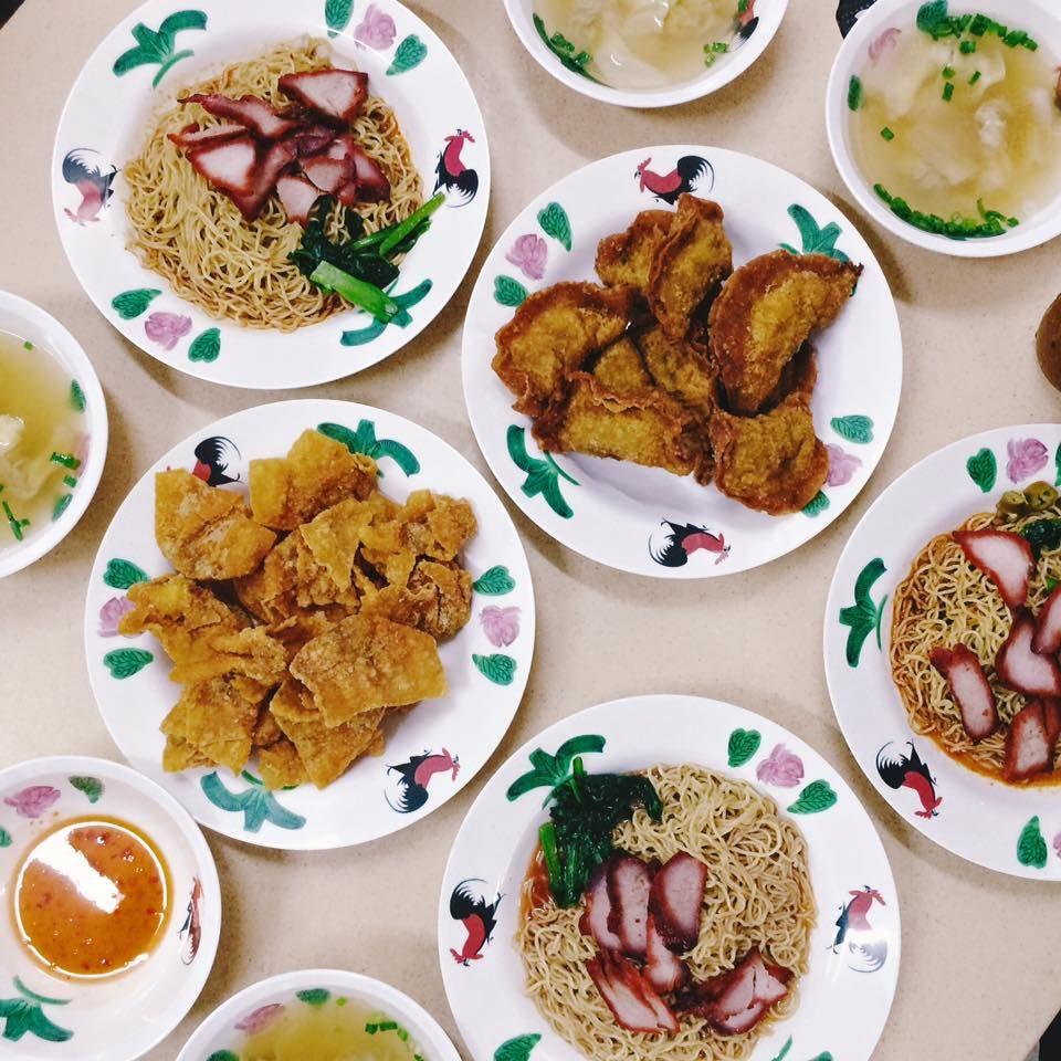 Mattar MRT Food Places - CCK190 Wonton Mee
