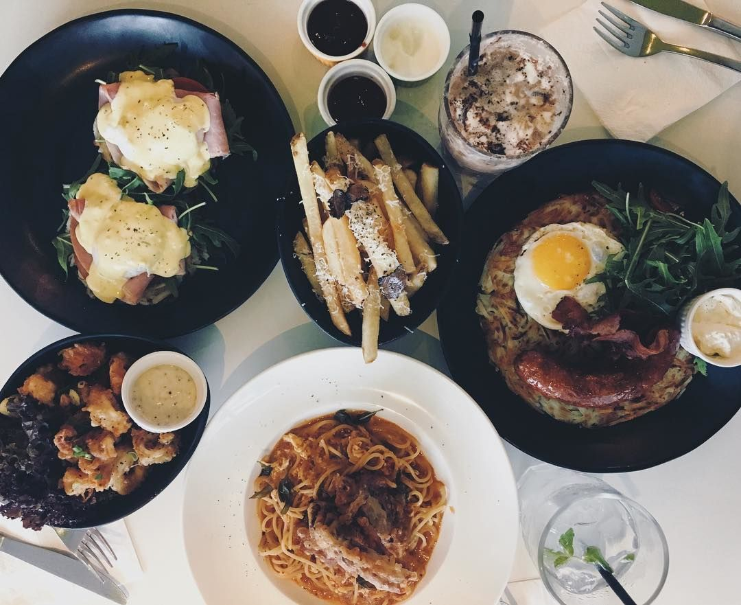 Mattar MRT Food Places - NOM Bistro