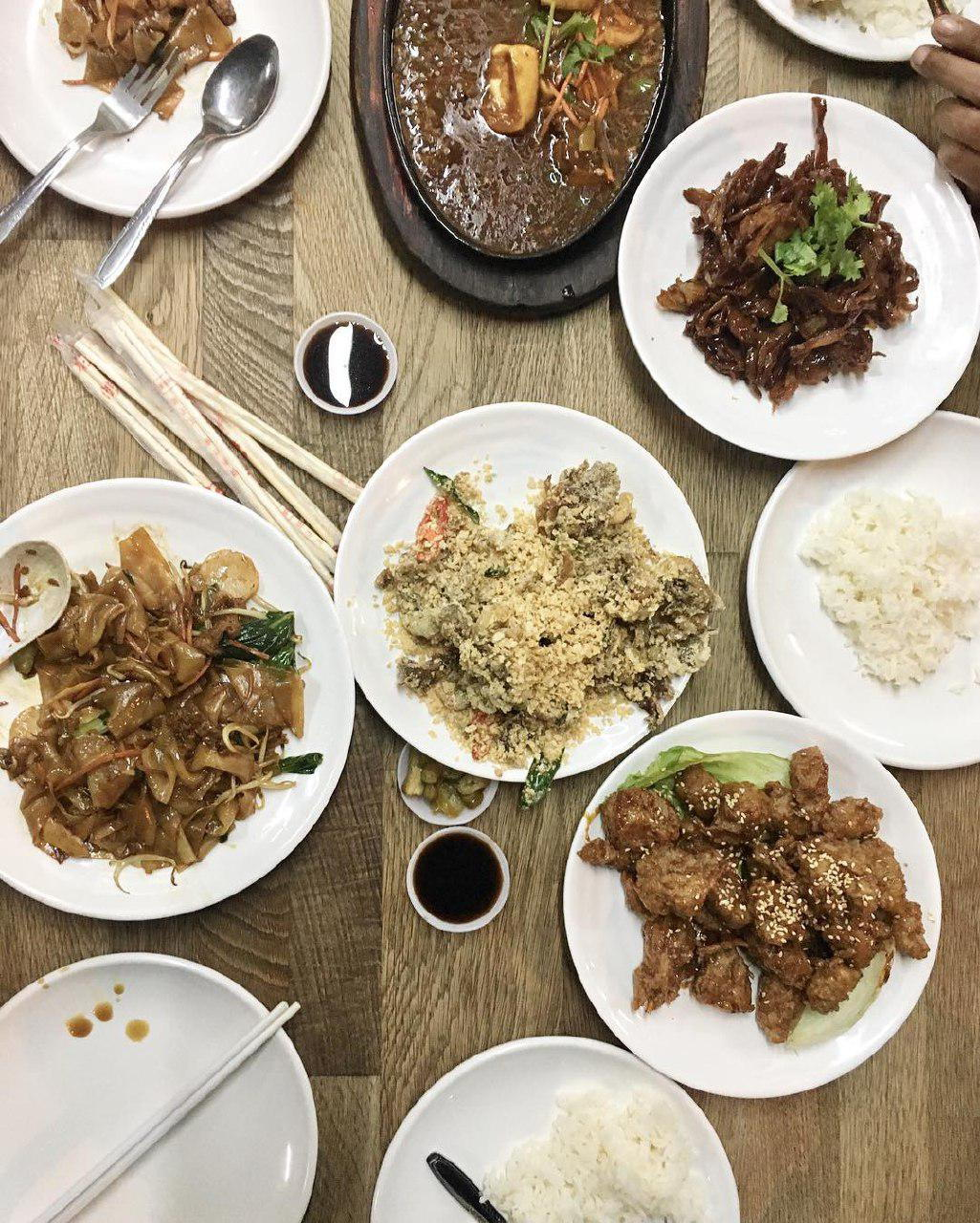 Tampines West food - Zi Zai Vegetarian Restaurant