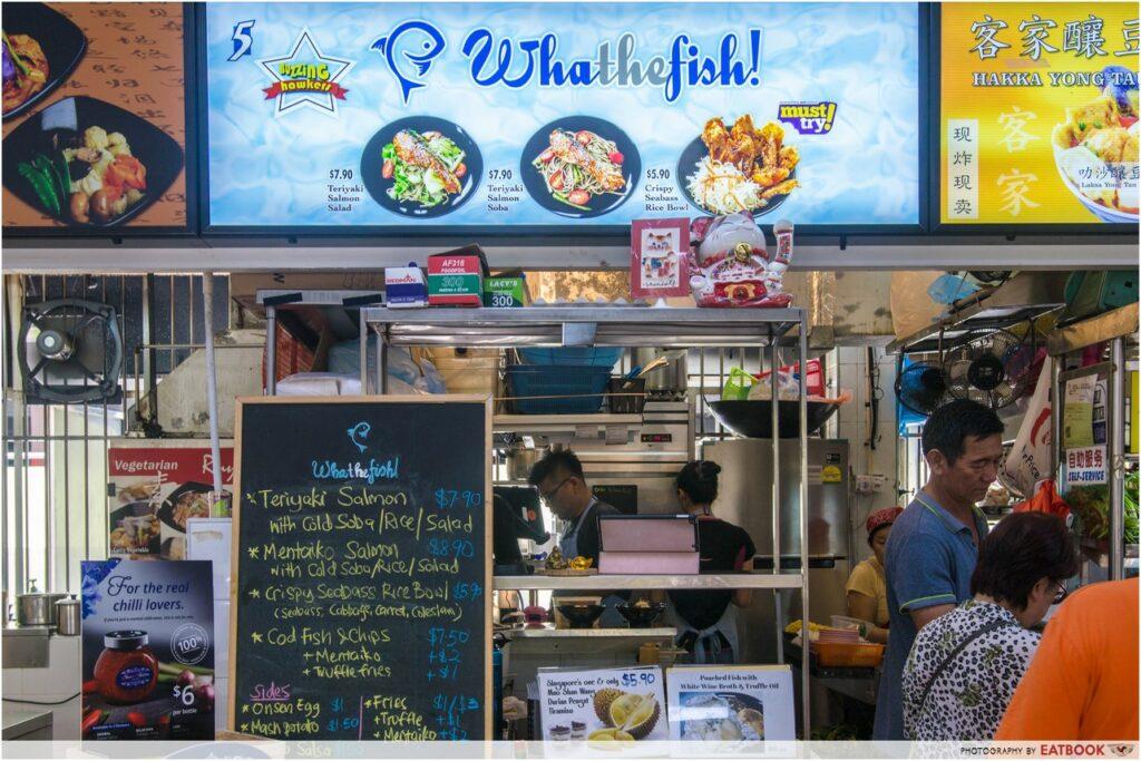 Whathefish! - Shopfront