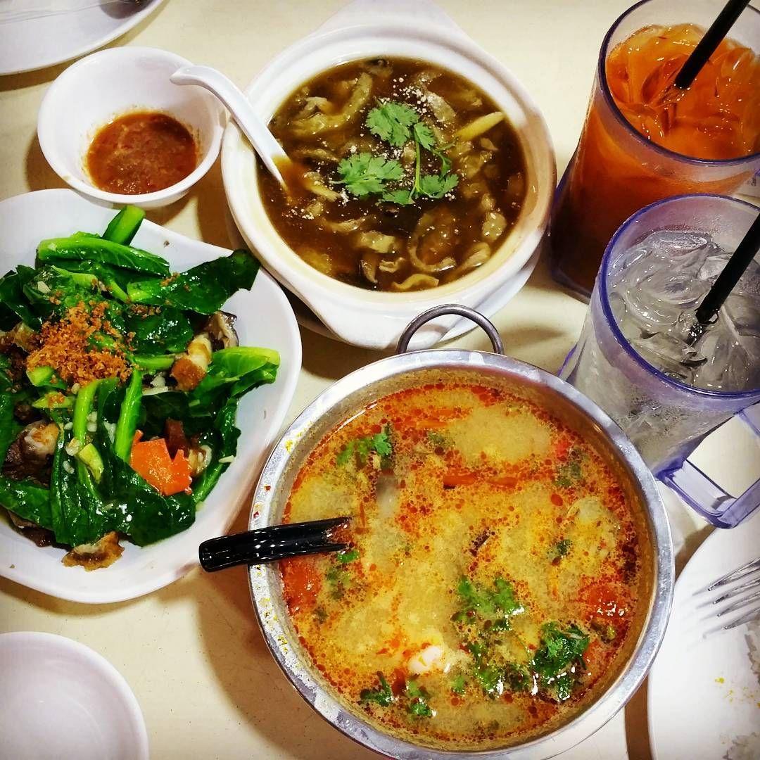 kaki bukit food - saveur thai