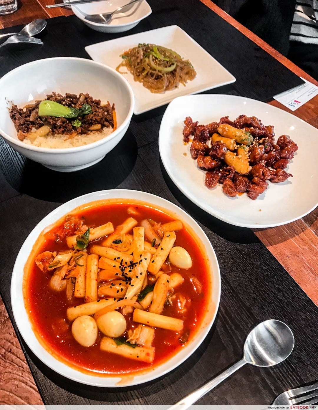 Halal Food places In Seoul - Halal Kitchen