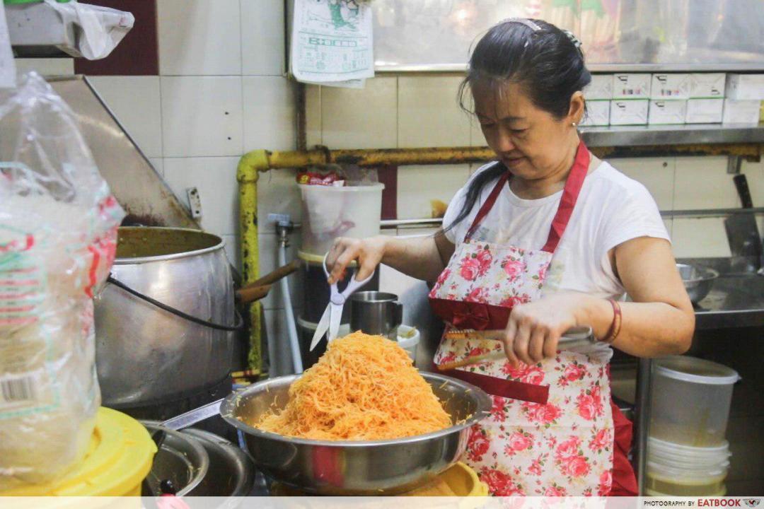 Jia Xiang Mee Siam - Aunty Bee Hoon