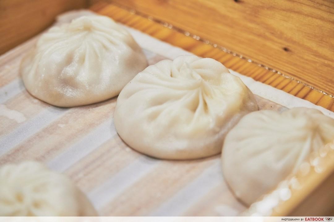 Master Wang - Cheese Xiao Long Bao