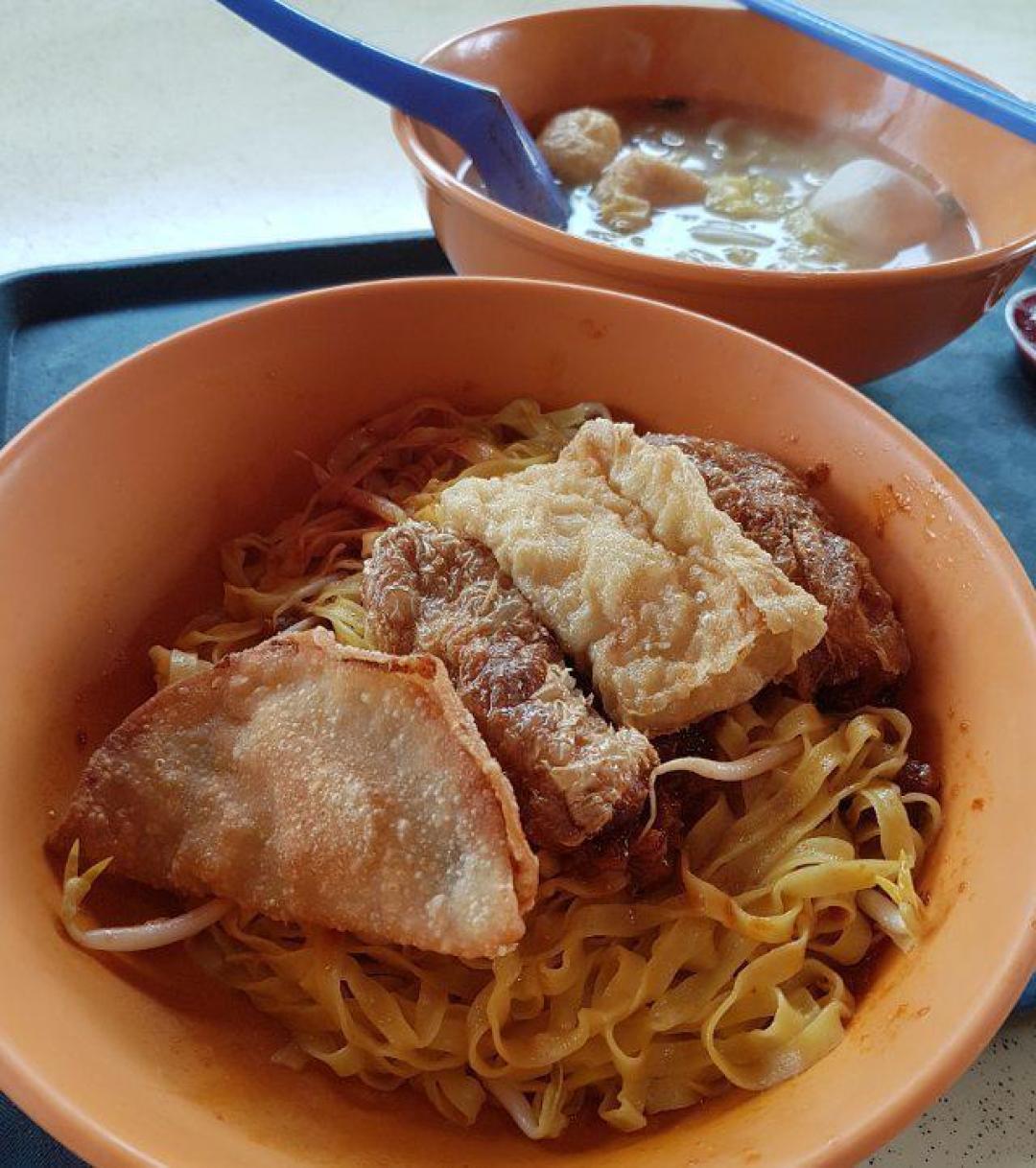 Seah Im Food Centre - Tian Ji Niang Dou Fu