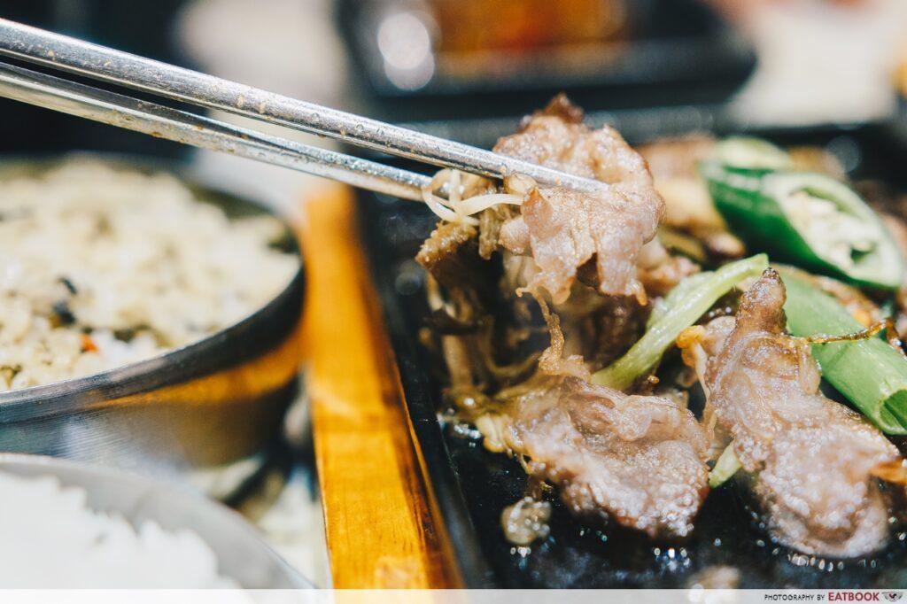 Seoul Garden HotPot Beef Wagyu Hotplate Promotion