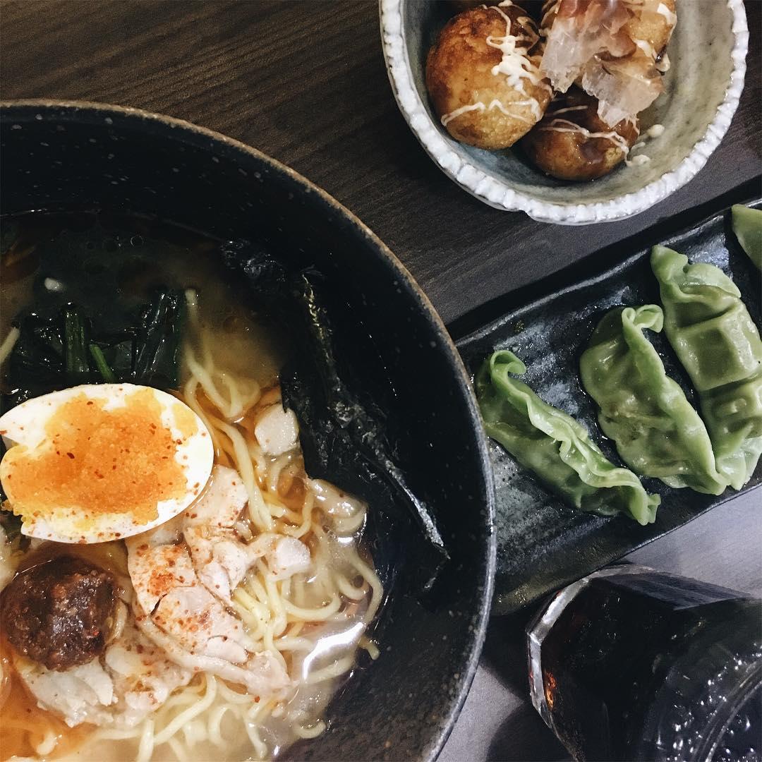 halal japanese restaurants - Isuramuya Japanese Restaurant Marketplace