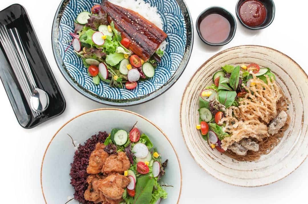 halal japanese restaurants - Omoomodon