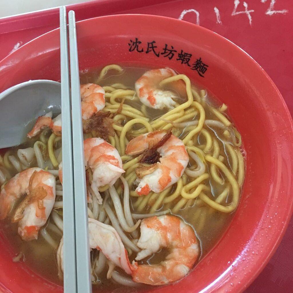 Bendemeer Food Centre - Bendemeer Prawn Noodles