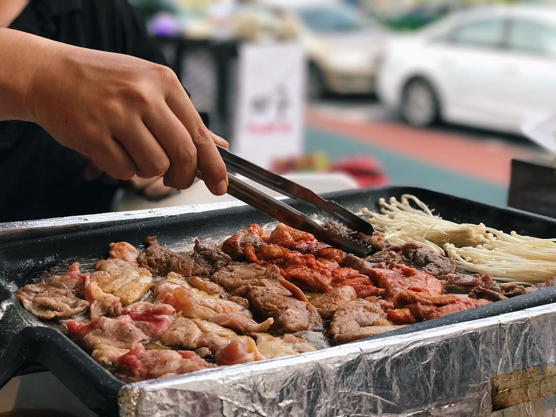 Bukit Timah Korean Restaurants - Maru BBQ