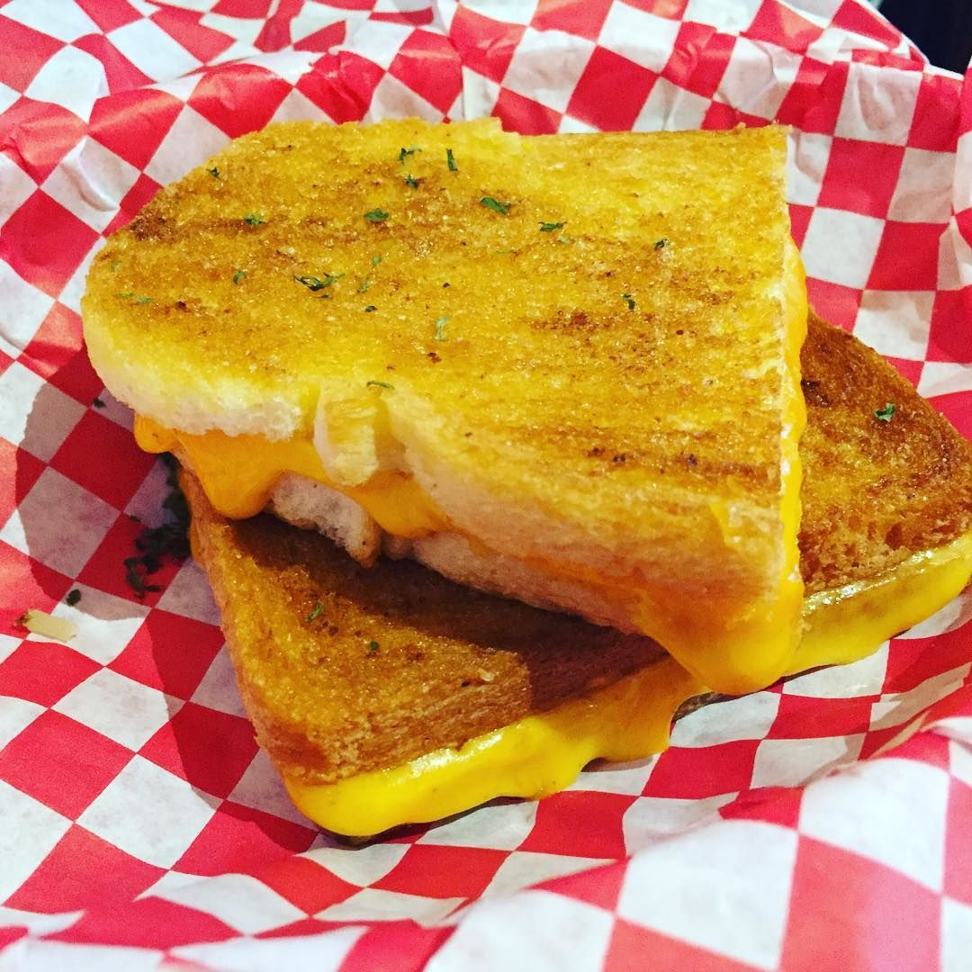 Grilled Cheese Sandwiches - The Rosti Farm
