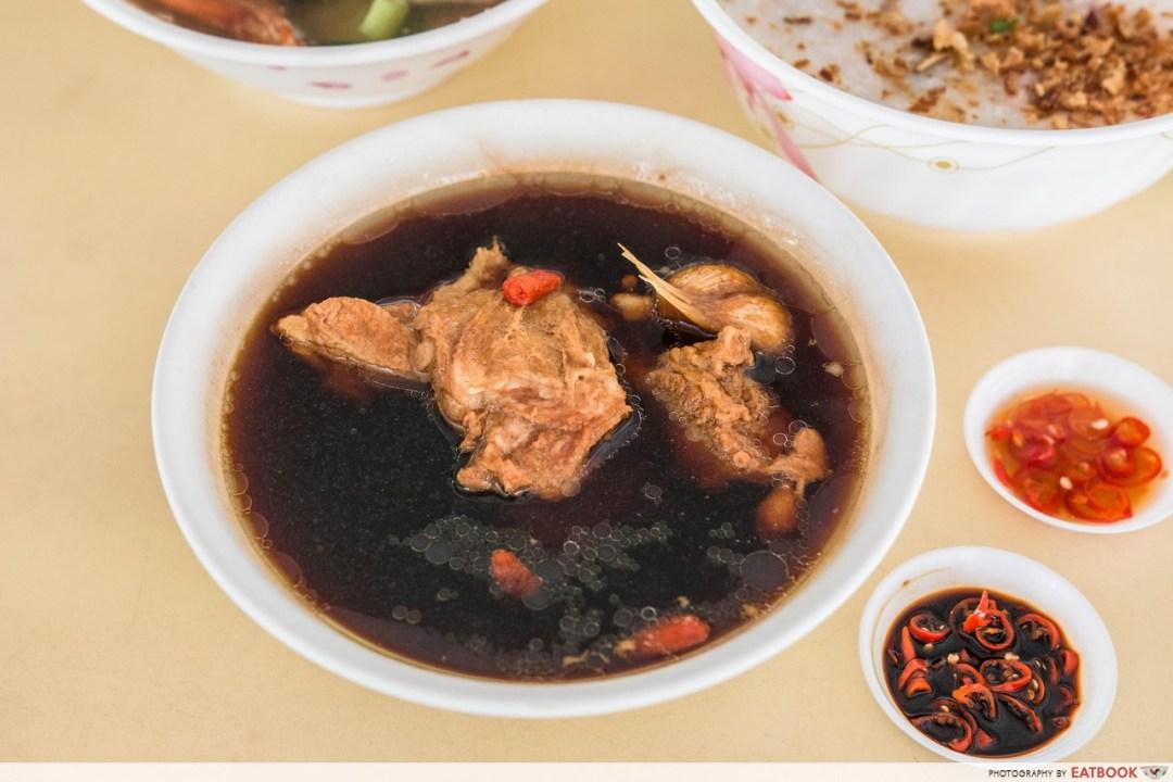 Xian Jin Mixed Vegetable Rice - Bak Kut Teh