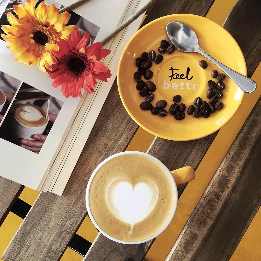 cafes with a cause - Bettr Barista food