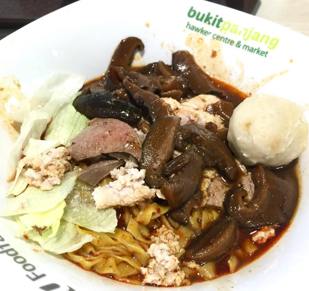 Bukit Panjang Food Centre - You Xiang Teochew Noodles