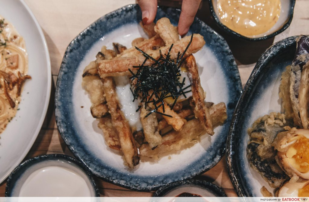 Nasi Coco - Luncheon Supreme