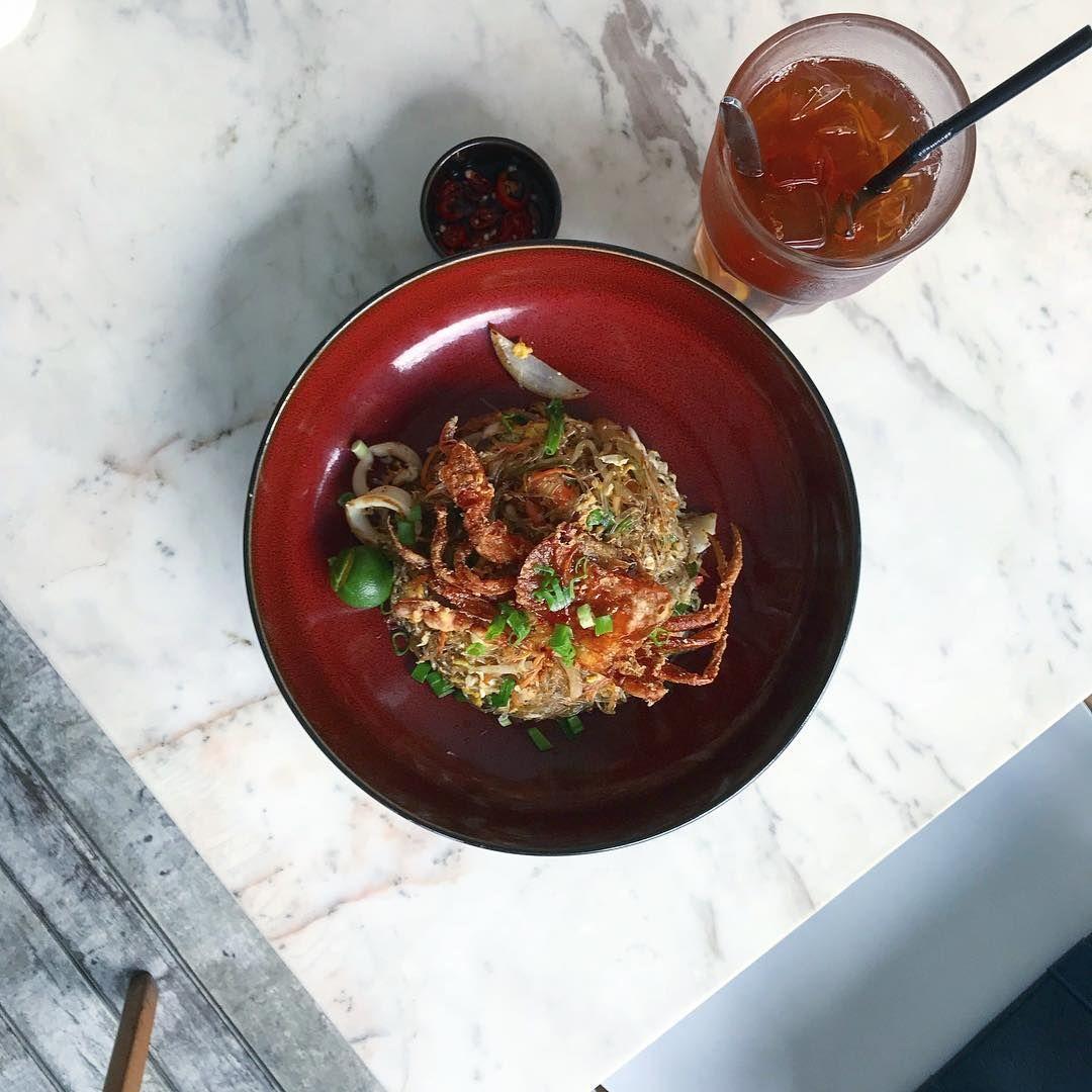 New Restaurants Mar 2018 - Dulukala at Island Black Pepper Crab Tung Hoon