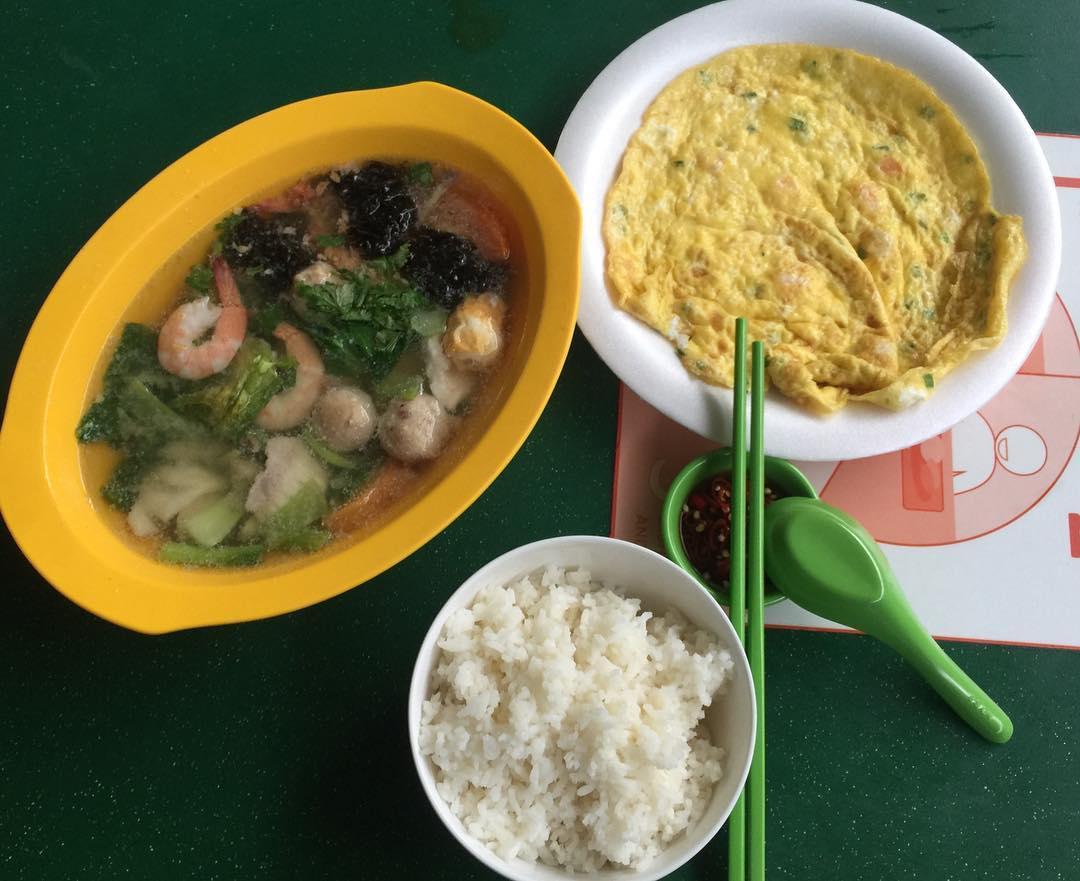 Zion Riverside Food Centre - Hock Heng Fish Soup