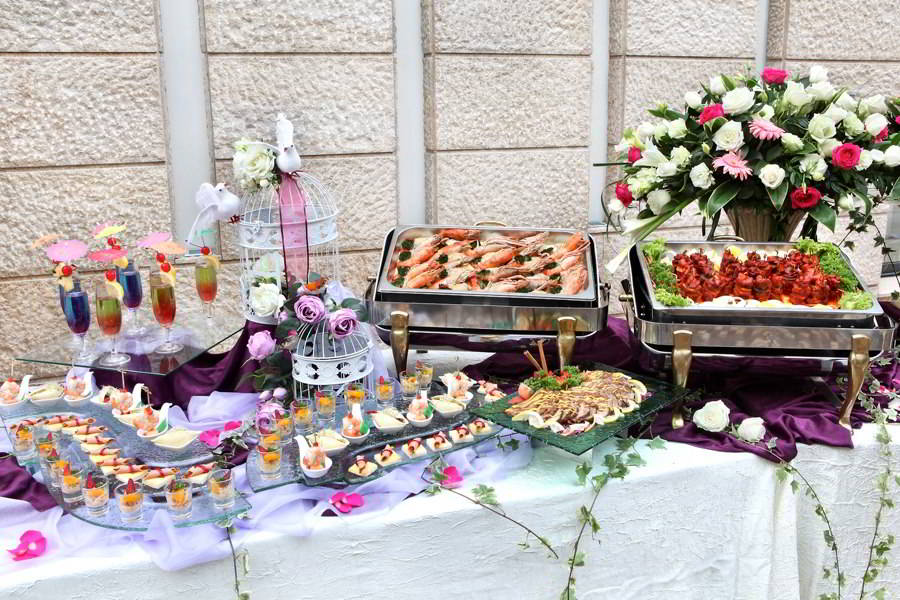 Catering Companies - Stamford Catering