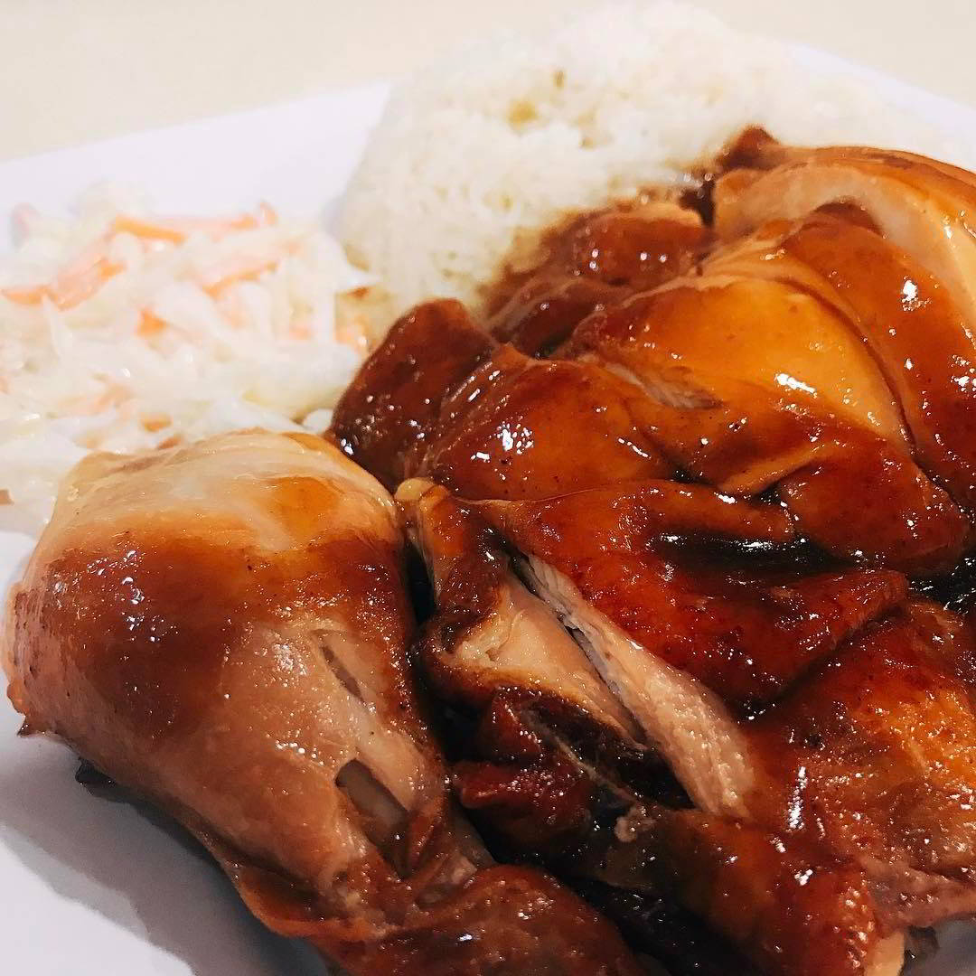 Clementi Food - Golden Rooster