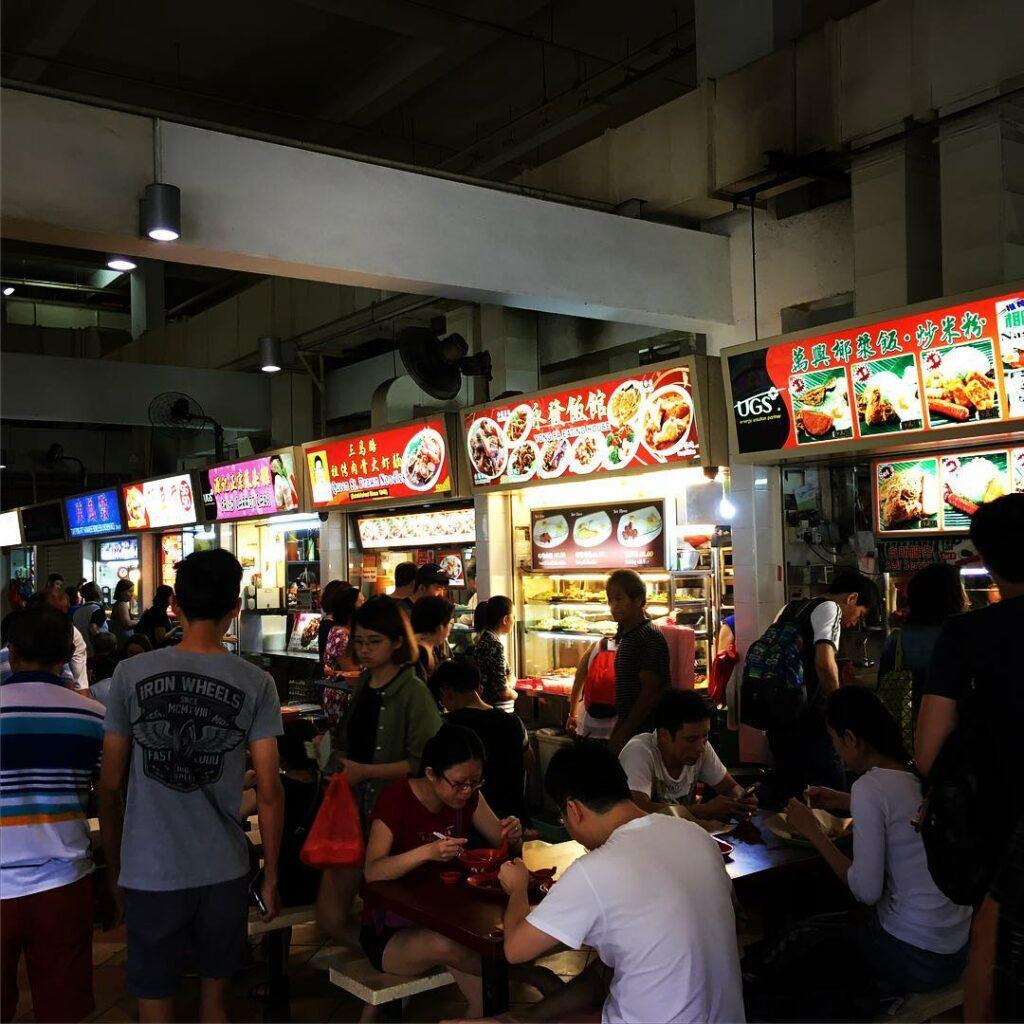 Hawker Centres in Central - Albert Centre Food Centre (9)