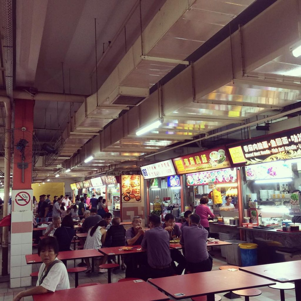Hawker Centres in Central - Chinatown Complex Food Centre (2)