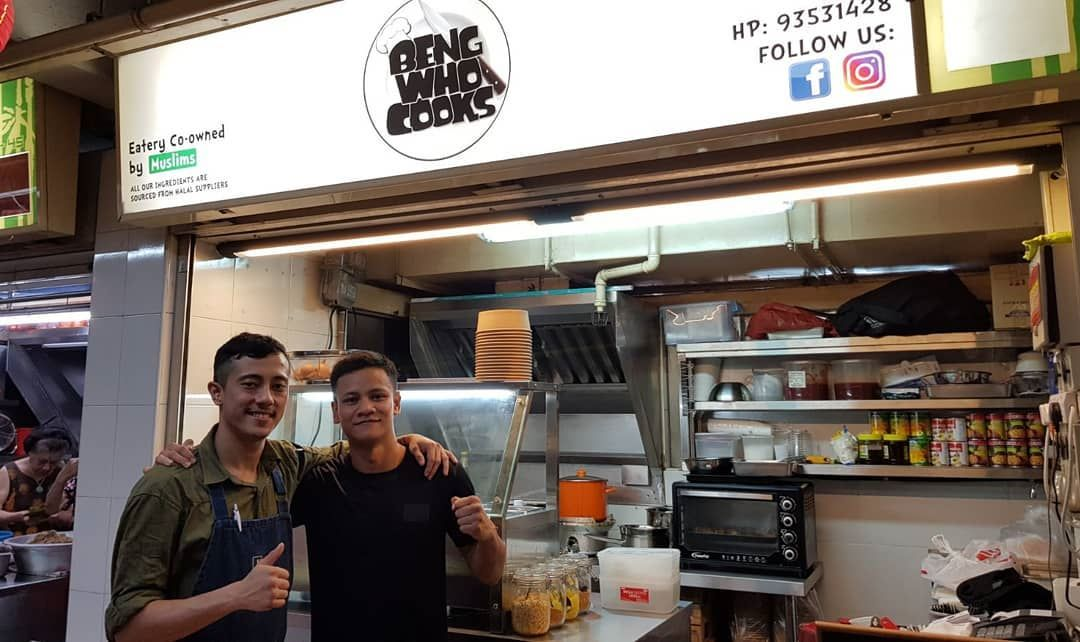 New Restaurants April 2018 - Beng Who Cooks Ambience