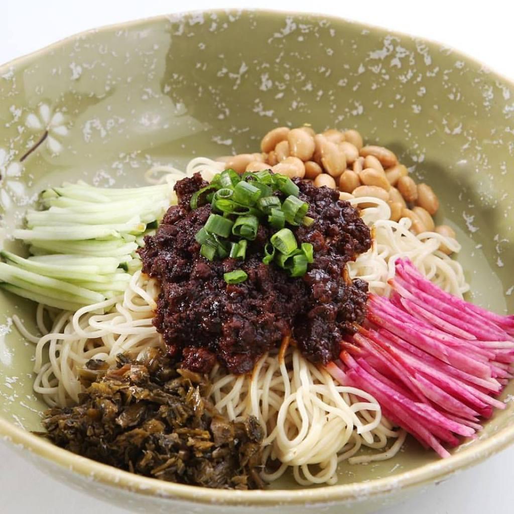 high tea - lao beijing - zhang jiang mian