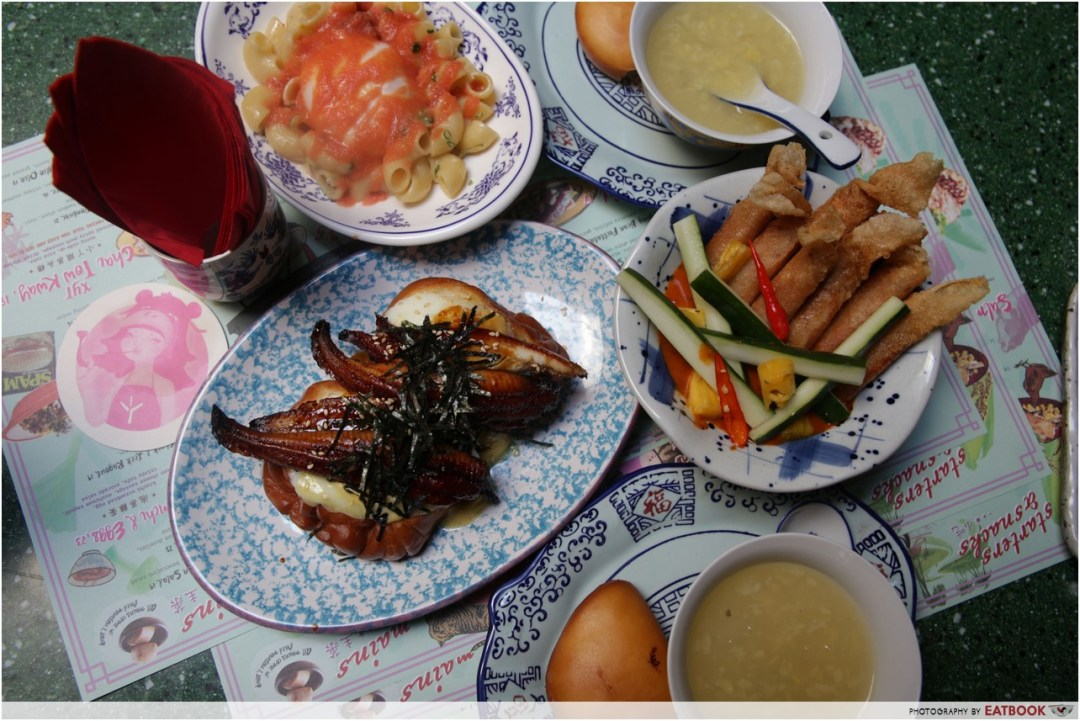 old-school cafes xiao ya tou