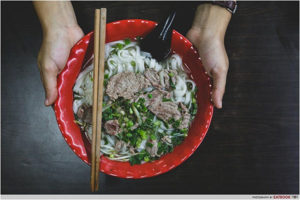 Beef Noodles Soup - Thien Long