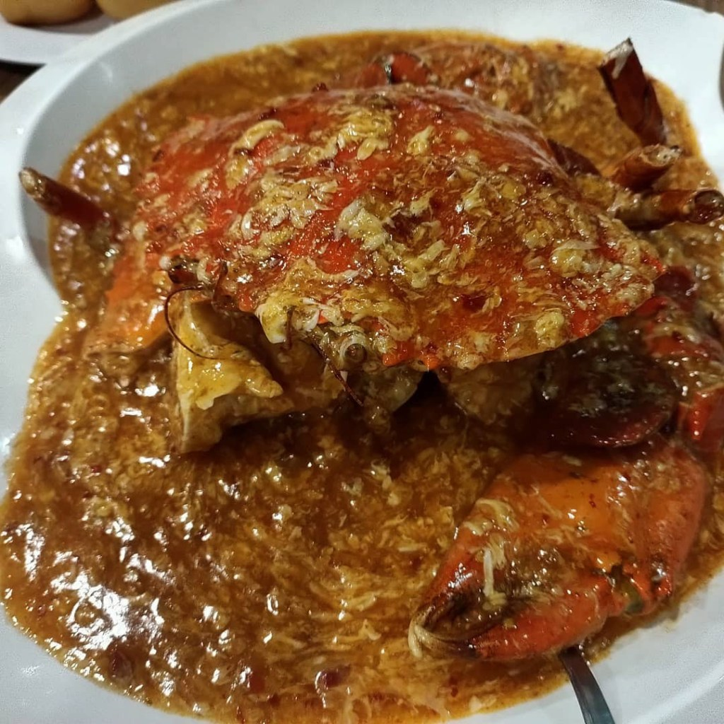 Punggol Food Uncle Leong Seafood
