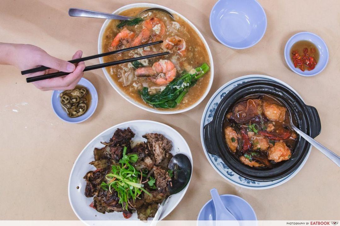 Chinatown Food - Kok Sen Restaurant