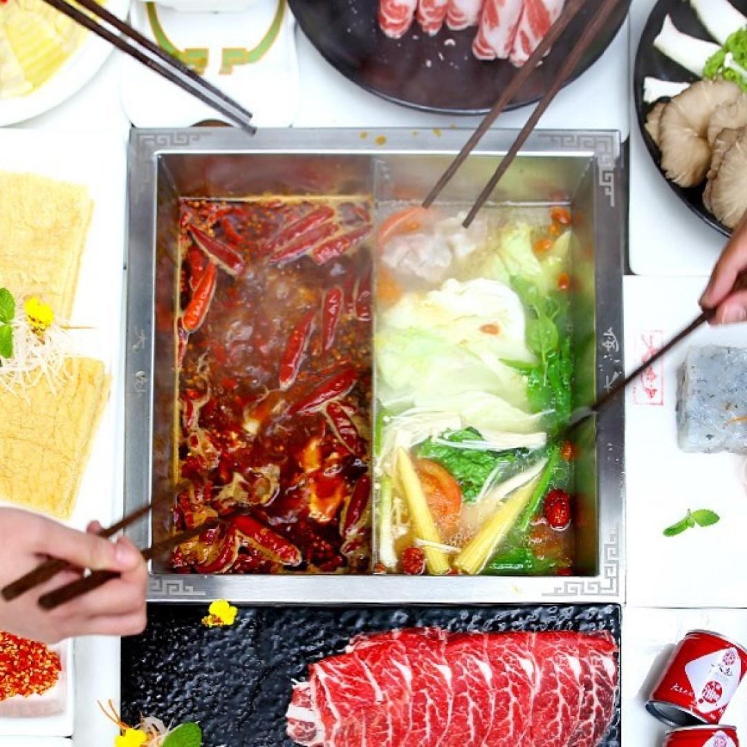 Clarke Quay Food - Da Miao Hotpot