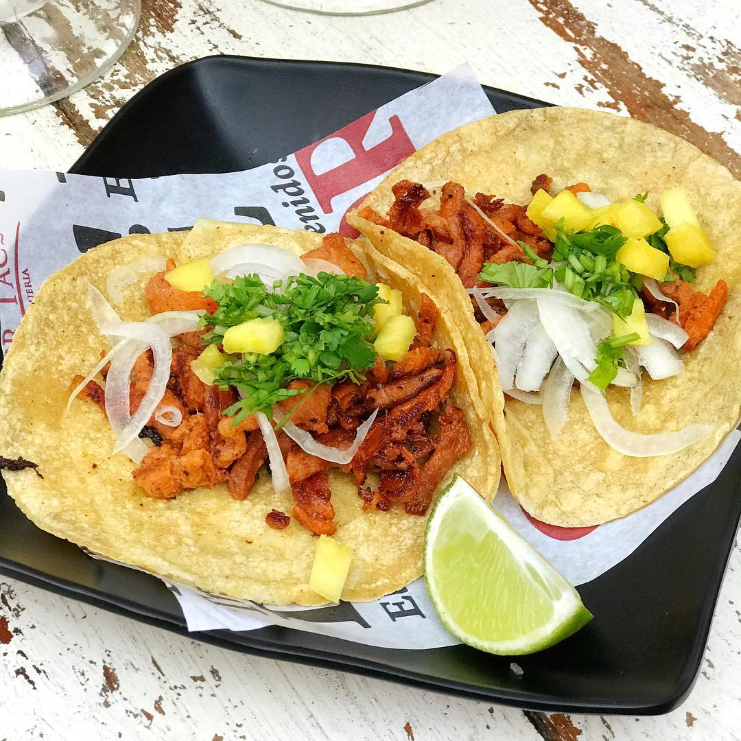 Clarke Quay Food - Senor Taco