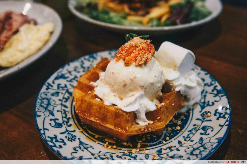 Corgi and The Gang Pet Cafe - food 6