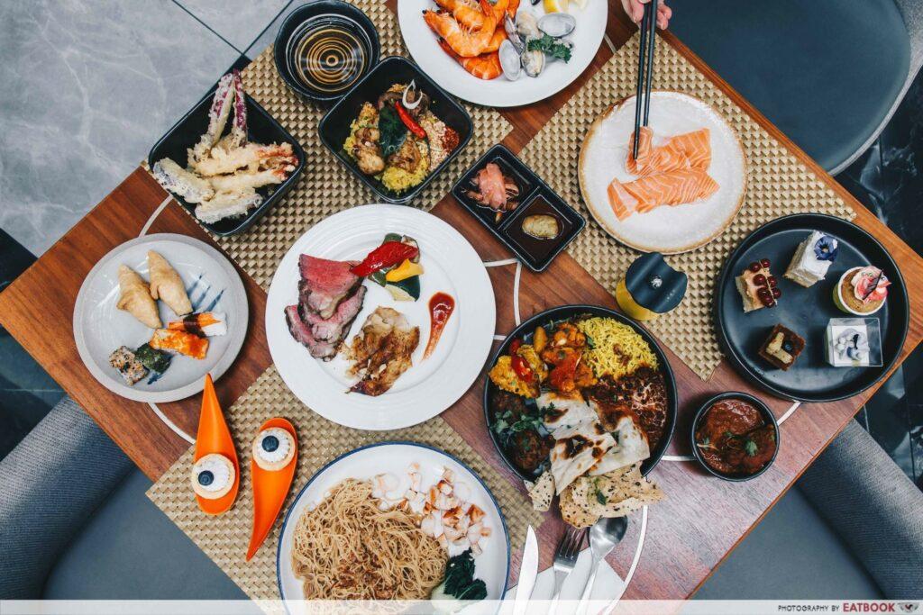 Hotel Buffet Discounts - Food Capital