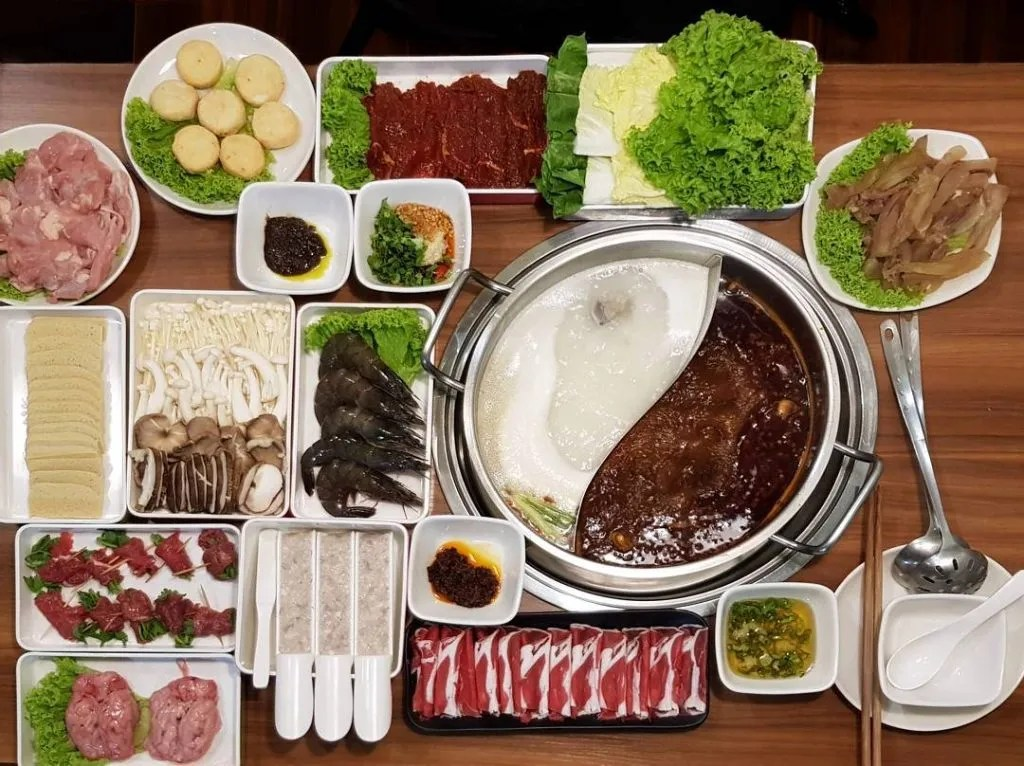 Jurong East Food - Shi Jian Hot Pot
