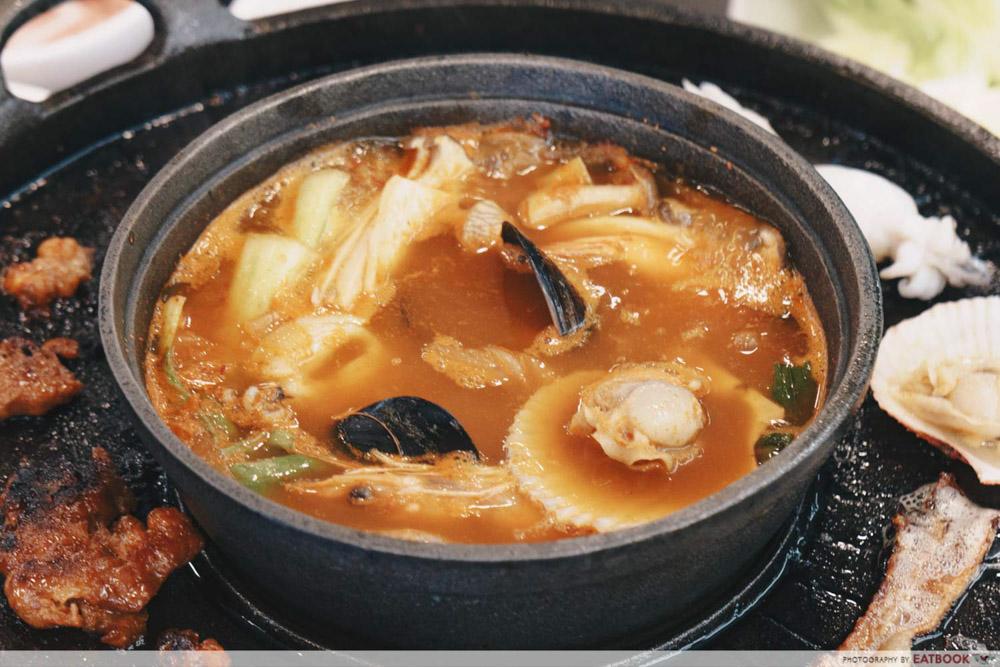 Michin Korean BBQ and Hotpot