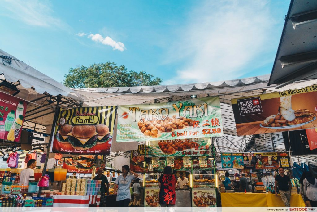 Ramadan Bazaar - geylang serai