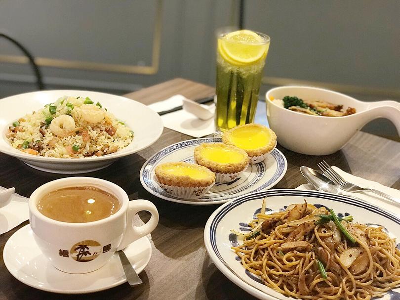 Somerset Food - Honolulu Cafe