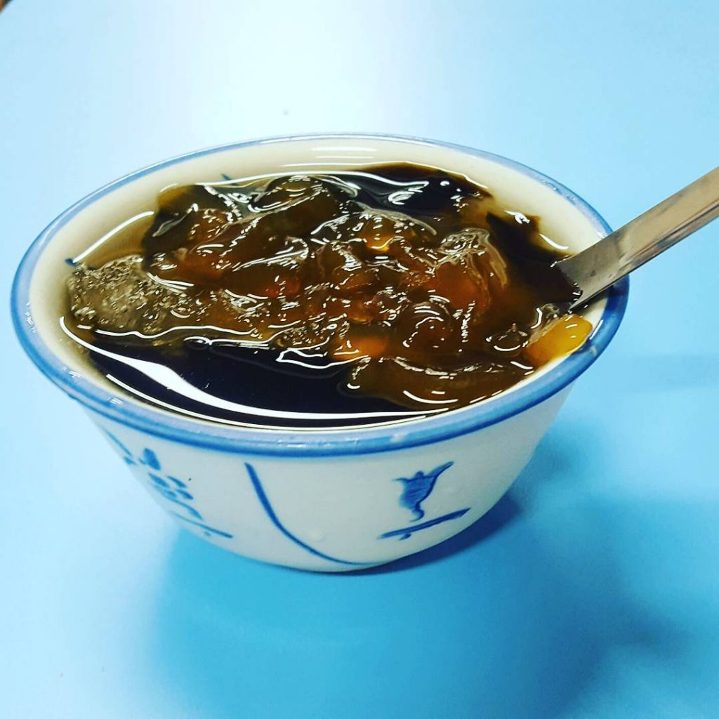 Golden Mile Food Centre - Zhao An Granny Gras Jelly